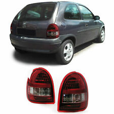 LED Rückleuchten Rot Klar für Opel Corsa B 3-Türer 93-00