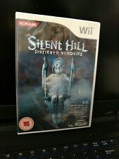 Silent Hill Shattered Memories Wii - UK PAL - New and Sealed - Rare