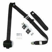Retractable Front Shoulder Seat Belt Jeep CJ YJ Wrangler 82-95 3Pt seatbelt