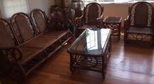 Bamboo Rattan Livingroom Set