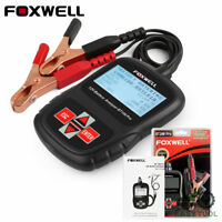 12V Automotive Car Battery Tester Charging Cranking Test Analyzer 100-2000CCA US