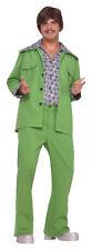 Morris Costumes Men's Leisure Suit 70'S Costume Green One Size. FM64240