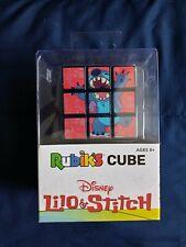 Disney's Lilo And Stitch Rubik's Cube Brand New Rare