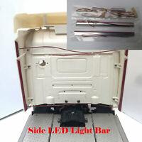 Side Lamp Side LED Light Bar Set Parts for 1/14 TAMIYA Scania 620 56323 730 470