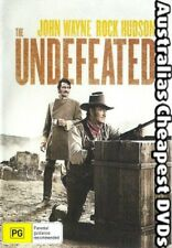 The Undefeated DVD NEW, FREE POSTAGE WITHIN AUSTRALIA REGION ALL