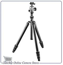 Gitzo GK2545T-82QD Series 2 Traveler Carbon Fiber Tripod with GH1382QD Ball Head