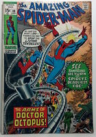 "1970 Amazing Spider-Man Bronze Age comic book #88. ""The Arms of Doctor Octopus"""