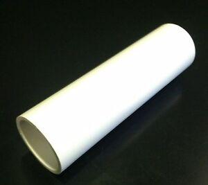 "6"" Inch Diameter PVC Plastic Pipe Schedule 40 White"