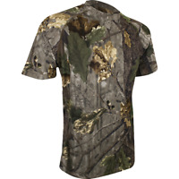 JACK PYKE QUICK WICK T-SHIRT ENGLISH OAK EVO CAMO FAST WICKING MESH
