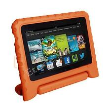 Kid Foam Protective Shock Proof Stand Handle Case Cover for iPad 2 3 4 Kindle Orange