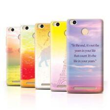 Étuis, housses et coques Xiaomi Redmi 3 Pro pour téléphone mobile et assistant personnel (PDA) Xiaomi