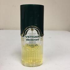 Vetiver Guerlain Paris Mens 3.4 OZ Deodarant Perfume Spray Vintage Scent