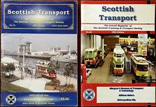 Scottish Transport Annual Magazine No. 53 2001 & No. 56 2004