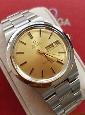 reloj omega geneve automatico 1022 de caballero,ref:166.0174,nuevo de stock 1970