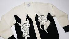 Vintage Cervelle Sweater Cardigan Button size L