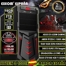 Exeom GT1030 (Intel Core i5 7.ª gen. 8GB RAM, 1TB DDR4) PC de Sobremesa