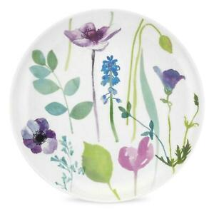 PORTMEIRION Water Garden Coupe Salad Plate 23.5cm - Brand New