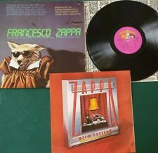 FRANK ZAPPA francesco VINYL LP RECORD ALBUM
