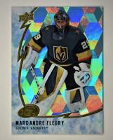 2019-20 ICE Ice Cube Parallel #20 Marc-Andre Fleury - Vegas Golden Knights