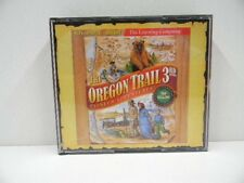 The Oregon Trail 3rd Edition Pioneer Adventures CD-ROM PC Game 3-discs