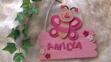 Turschilder Aus Holz Fur Kinder Gunstig Kaufen Ebay