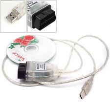 MINI-VCI J2534 OBDII USB Cable Diagnostic Code Scanner Tool For Toyota Lexus TIS