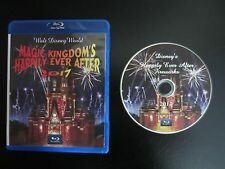 Happily Ever After Firerworks at the Magic Kingdom 2017 Blu Ray Version