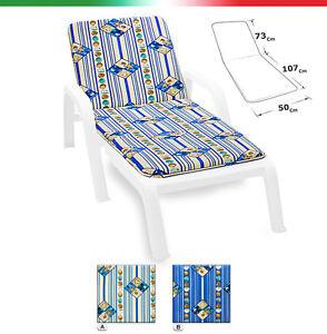 Cushion Sdeckchair Universal Cover Chair Sun Bed Sitting Pool Garden Outer