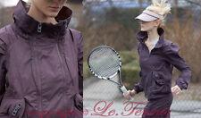 ADIDAS BY STELLA MCCARTNEY Tennis Run Jacket Gym Windbreaker Golf Coat - S