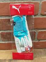 NEW!!! Junior Puma Inchrist Golf Glove Light Blue Sz L