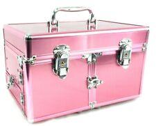 Las nuevas señoras Caja de vanidad Maquillaje Cosmético Estuche Joyas Caja De Viaje De Belleza Pin
