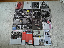 Große Sammlung  Berichte/Clippings   Serie  Sons of Anarchy  Charlie Hunnam