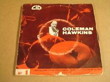 45T EP / COLEMAN HAWKINS - SPELLBOUND