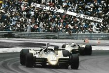 9x6 Photograph ,  Mass /  Patrese  , Arrows A2  ,  French GP  Dijon 1979