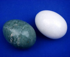 Set Of 2 Marble Decorative Eggs Easter Egg Hunting Gifts Home Decor #12151503