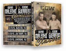 ECW Wrestling: Malenko vs. Guererro Classics DVD-r, WWE WWF WCW Eddie Dean Eddy