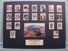 """Seattle Mariners -  1977 -  """"Their First Year"""""""