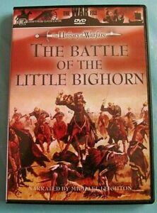THE BATTLE OF THE LITTLE BIGHORN DVD All Region see below