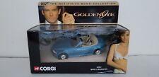 """Corgi 04901 BMW Z3 Roadster """"GoldenEye""""  - Definitive Bond Collection 1:36 NIB!!"""