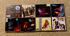 Lot Of 5 ZZ TOP CDs Recycler, Greatest, Afterburner, Best, One Foot In The Blues