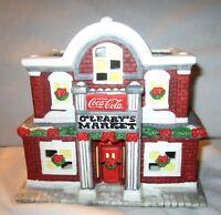 Coke O'Leary's Market Lighted Christmas House