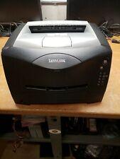Lexmark E240n black and white Laser Printer