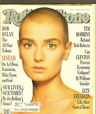 #642 OCT 29 1992 ROLLING STONE vintage music magazine -- SINEAD O'CONNER