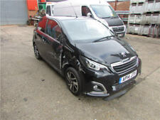 PEUGEOT 108 2014 -BREAKING FOR PARTS - 5 SPEED MANUAL GEARBOX - 1199CC PETROL