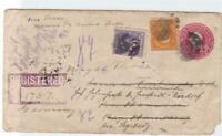 united states 1923 multi stamps and cancels stamps cover ref r14790