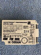 OSRAM QUICKTRONIC QTP-FC 1X55W BALLAST