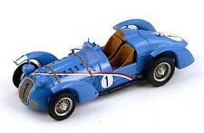 Spark Model S2725 Delahaye 145 #1 'Rene Dreyfus - Louis Chiron' Le Mans 1938