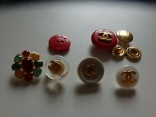 chanel boutons