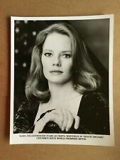 New ListingMarg Helgenberger 1991 Tv movie , original vintage press headshot photo