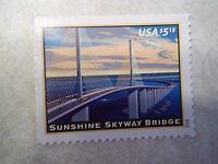 Priority Mail  #4649 2012 $5.15 Sunshine Skyway Bridge MINT nh